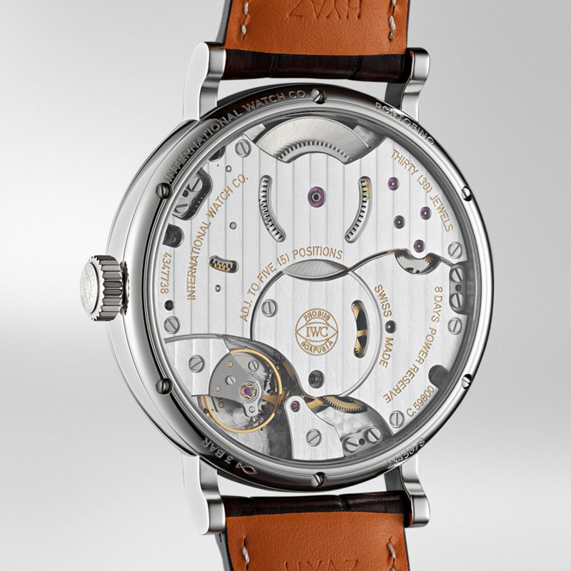 Feature - 0 PORTOFINO HAND-WOUND MOON PHASE IW516401