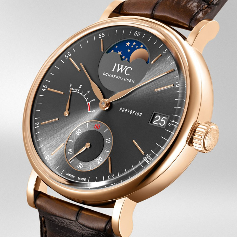 Feature - 0 PORTOFINO HAND-WOUND MOON PHASE IW516403