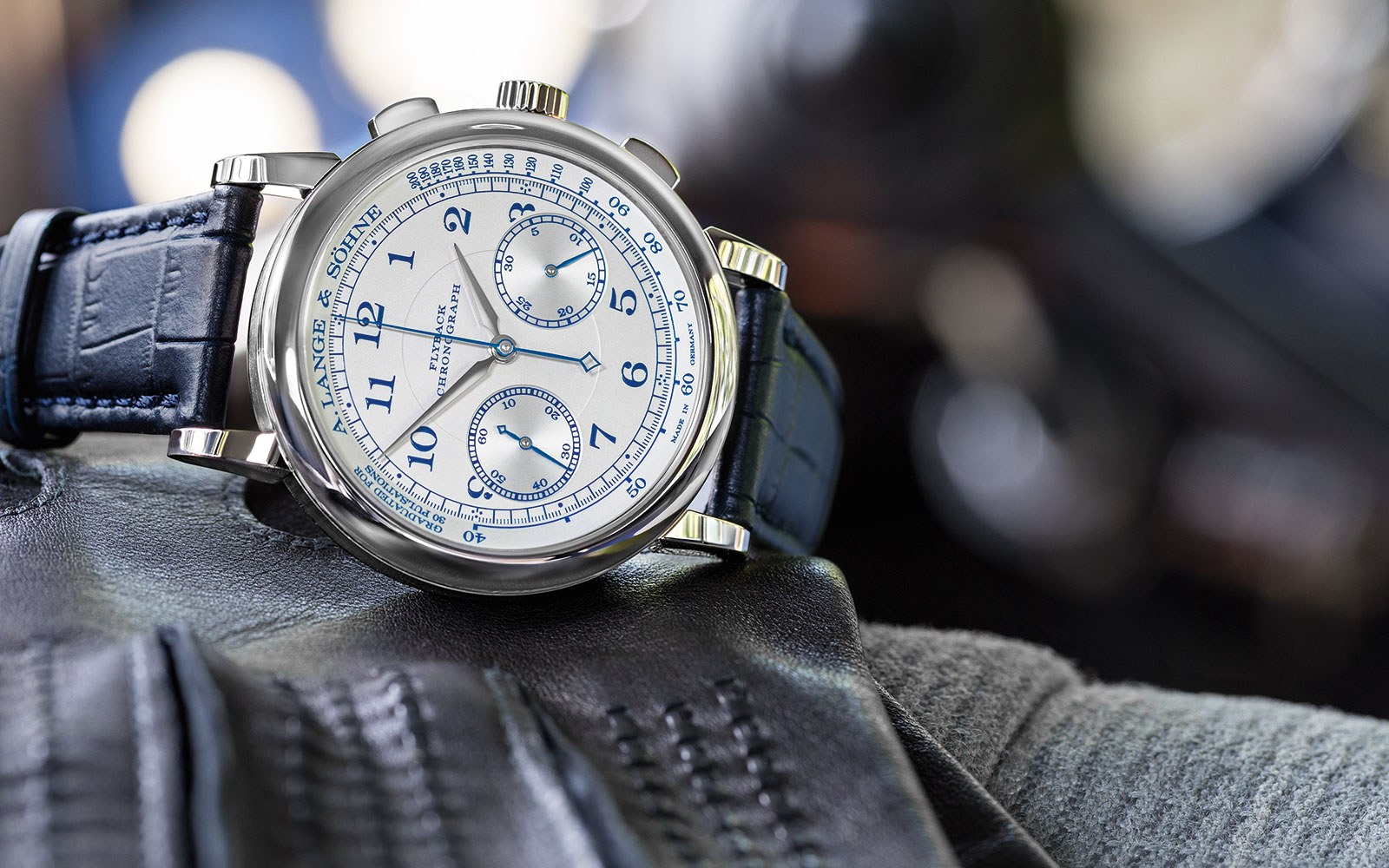 1815 Chronograph 414.026 - feature