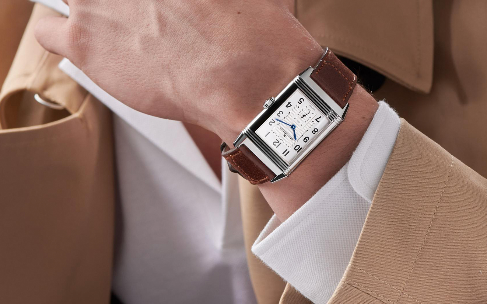 REVERSO CLASSIC LARGE SMALL SECOND 3858522 - feature