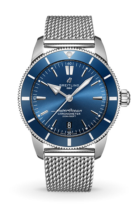 SUPEROCEAN HERITAGE B20 AUTOMATIC 44 AB2030161C1A1- image