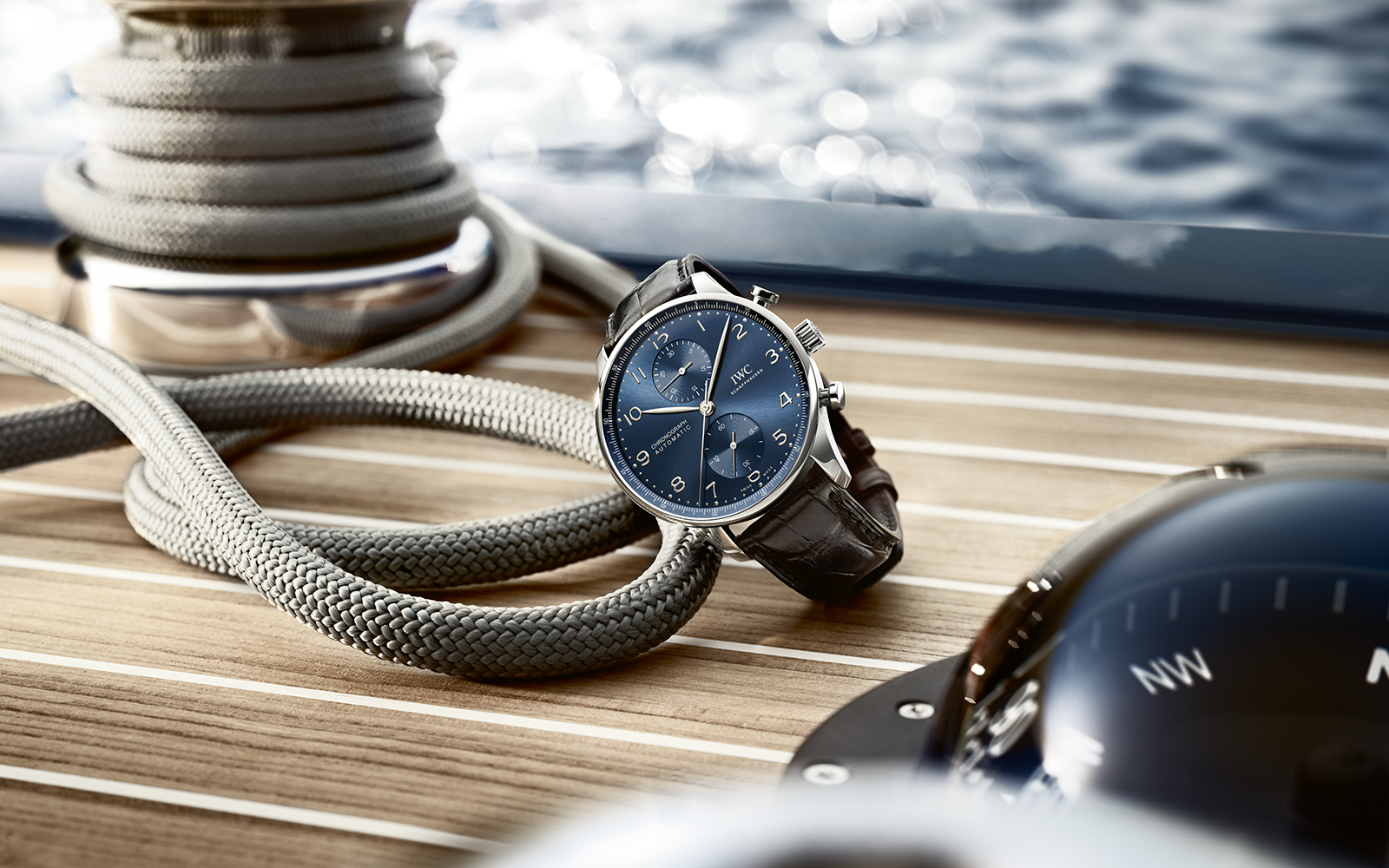 PORTUGIESER CHRONOGRAPH IW371606 - feature