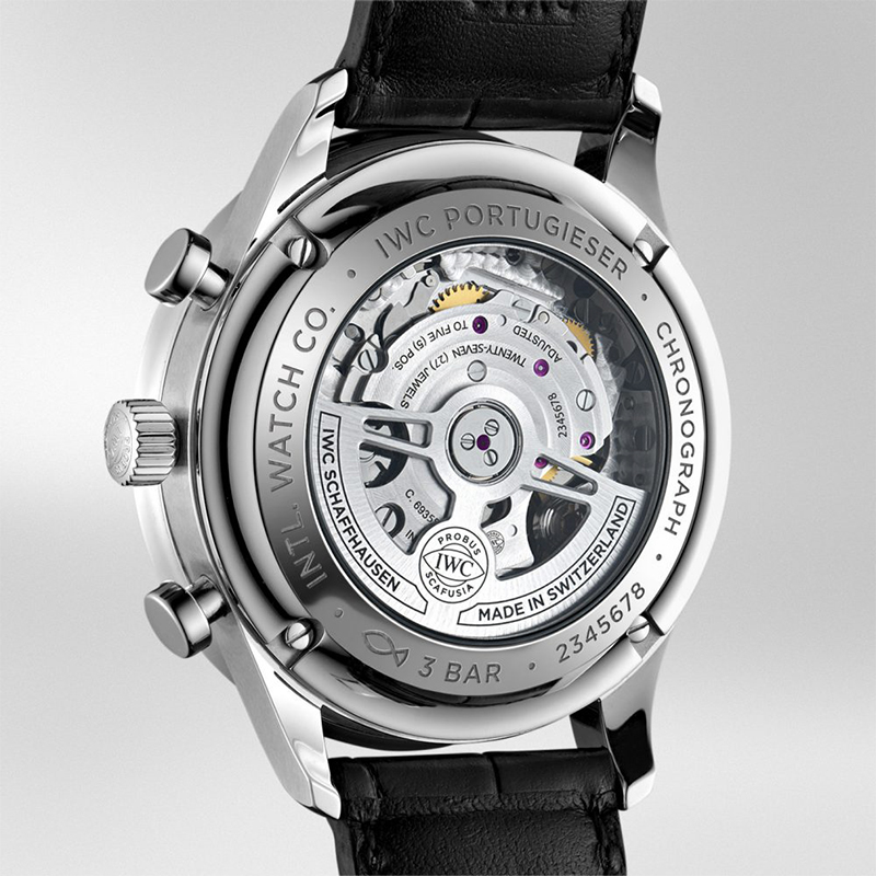 Feature - 3 PORTUGIESER CHRONOGRAPH IW371606