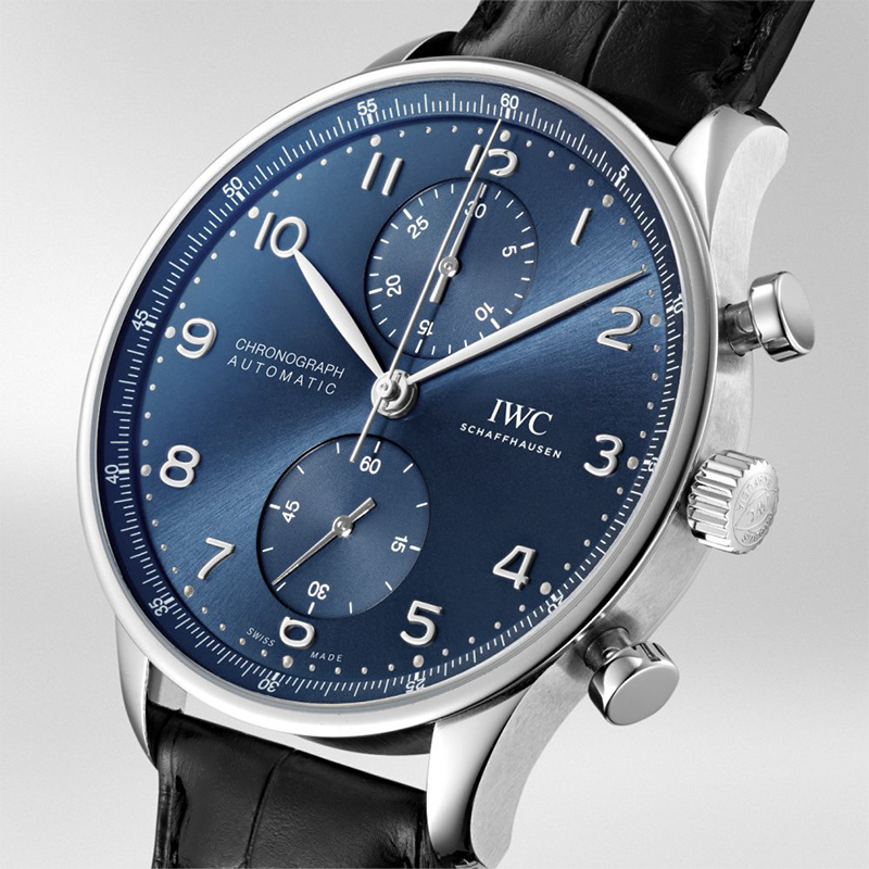 Feature - 0 PORTUGIESER CHRONOGRAPH IW371606