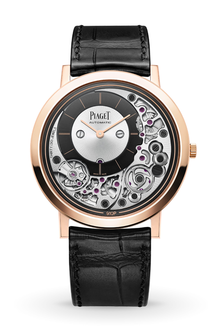 ALTIPLANO ULTIMATE AUTOMATIC WATCH G0A43120- image