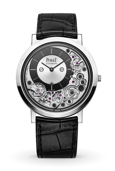 ALTIPLANO ULTIMATE AUTOMATIC WATCH G0A43121- image
