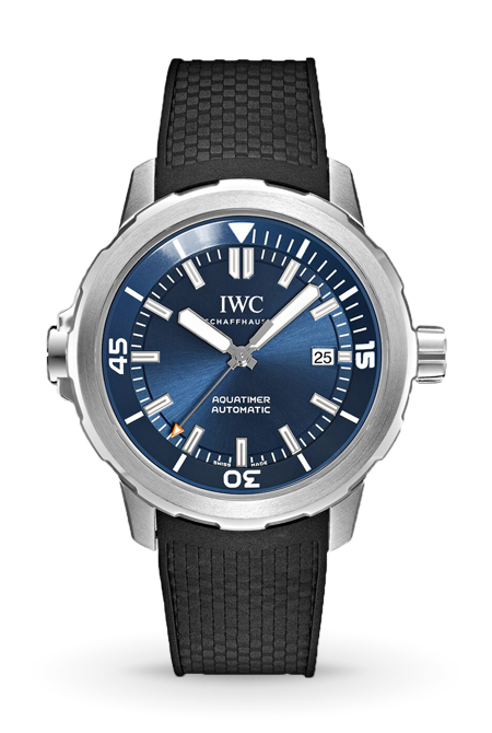 """AQUATIMER AUTOMATIC EDITION """"EXPEDITION JACQUES-YVES COUSTEAU"""" IW329005- image"""