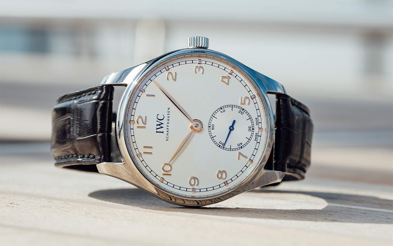 PORTUGIESER AUTOMATIC 40 IW358303 - feature