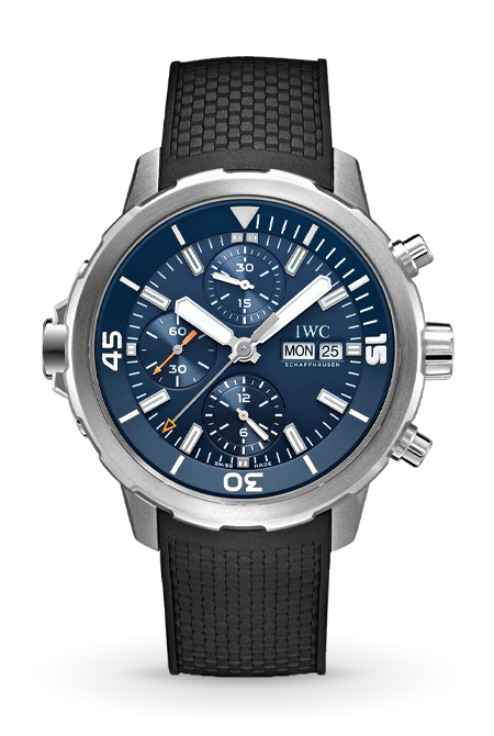 """AQUATIMER CHRONOGRAPH EDITION """"EXPEDITION JACQUES-YVES COUSTEAU"""" IW376805- image"""
